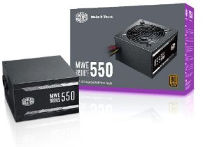 Cooler Master 550W 80 Plus Bronze MWE (MPX-5501-ACAAB-W0)