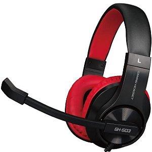 Headset Gamer Xtrike ME GH-503, Black/Red, Backlit, (GH-503)