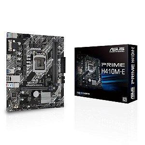 Asus Prime H410M-E Intel LGA 1200 10GER. DDR4 mATX