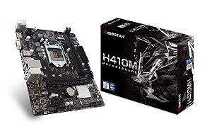 Biostar H410MH VER 6.0 Intel 1200 10GER. DDR4 mATX