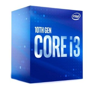 Intel Core i3-10100, Cache 6MB, 3.6GHz (4.3GHz Max Turbo) LGA 1200 (BX8070110100)
