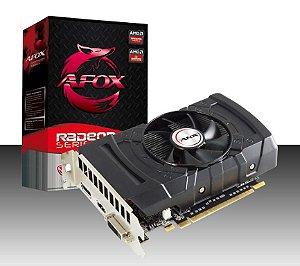 AFOX RADEON RX 550 2GB 128-Bit GDDR5 PCI Express 3.0 DirectX 12 (AFRX550-2048D5H4)