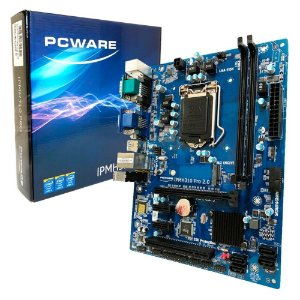 PCWARE IPMH310 PRO 2.0 LGA 1151 (300 Series) HDMI SATA 6Gb/s MICRO-ATX