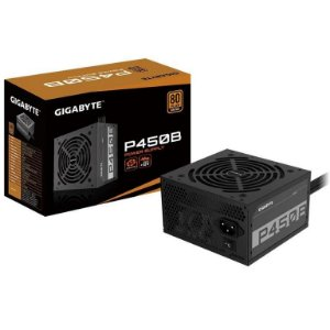 Gigabyte P450B 450W 80 Plus Bronze PFC Ativo (GP-P450B)