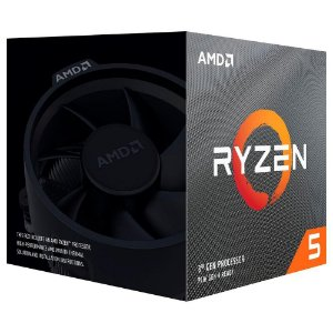 AMD Ryzen 5 3600XT Cache 35MB 3.8GHz (4.5GHz Max Turbo) AM4 (100-100000281BOX)