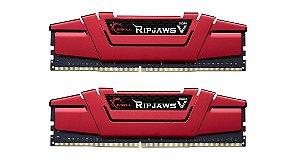 G.Skill Ripjaws V, 16GB (2x8GB) 3600MHz (PC4 28800) CL19 1.35V (F4-3600C19D-16GVRB)