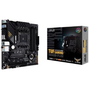 Asus TUF Gaming B550M-Plus Chipset B550 AMD AM4 mATX DDR4