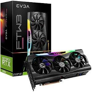 EVGA NVIDIA GeForce RTX 3080 10GB GDDR6X iCX3 Technology, ARGB LED, Metal Backplate (10G-P5-3897-KR)