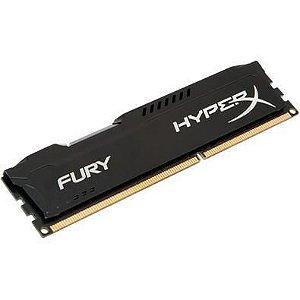 Kingston HyperX Fury Series 4GB DDR3 1866Mhz Preta (HX318C10FB/4)