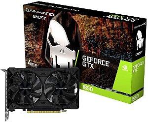 Gainward GeForce GTX 1650 Ghost, 4GB, GDDR6, 128bit (NE6165001BG1-1175D)