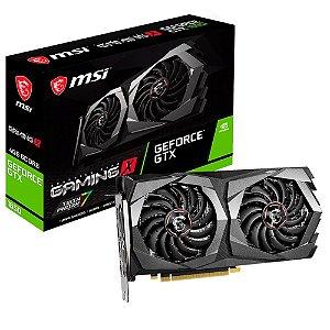 MSI NVIDIA GeForce GTX 1650 D6 Gaming X, 4GB, GDDR6 (912-V387-002)