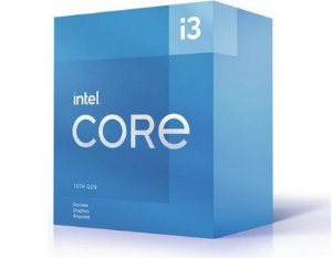 Intel Core i3-10105F 3.7GHz (4.4GHz Turbo) 10ª Geração 4-Cores 8-Threads Cache 6MB LGA 1200 (BX8070110105F)