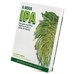 Livro A NOVA IPA - um guia científico sobre o aroma e sabor do lúpulo