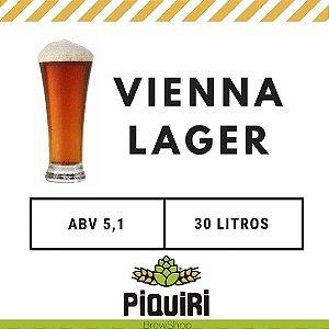 Kit receitas cerveja artesanal  30L Vienna Lager