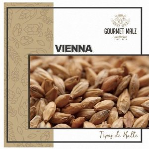 Malte Gourmet Malz Vienna - 25 Kg (SACA)