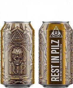 Cerveja Dogma Rest in Pilz - 350ml (lata)