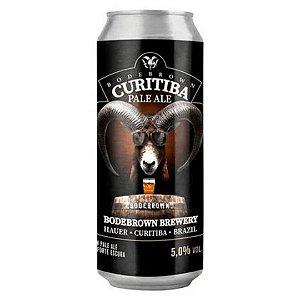 Cerveja Bodebrown Curitiba Pale Ale - 473ml (lata)