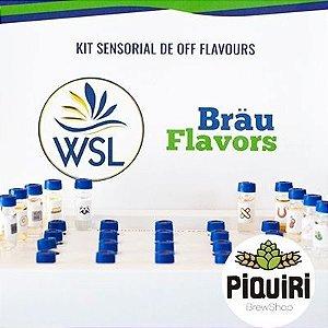 Kit Sensorial Off Flavours