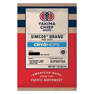 Lúpulo YAKIMA Simcoe CRYO HOPS® em pellet - 25g