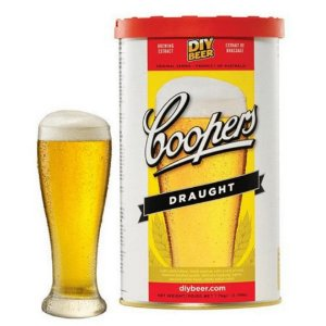 Beer Kit Coopers Draught - 1 un