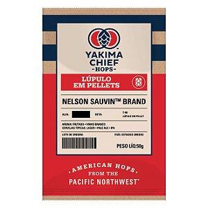 Lúpulo YAKIMA Nelson Sauvin - 50g (pellets)