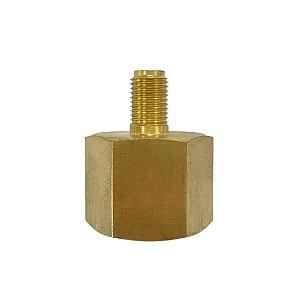 "Adaptador Sodastream 6ACME (europa/usa) para mini reguladoras 3/8""-24NF (HBS0302-51)"