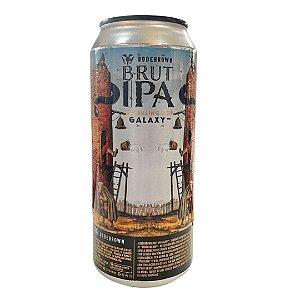 Cerveja Bodebrown Brut IPA Galaxy - 473ml (lata)