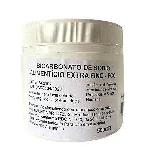 Bicarbonato de Sódio - 500g