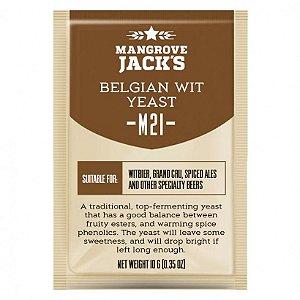 Fermento Mangrove Jacks - Belgian Wit M21