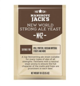 Fermento Mangrove Jacks - New World Strog Ale M42