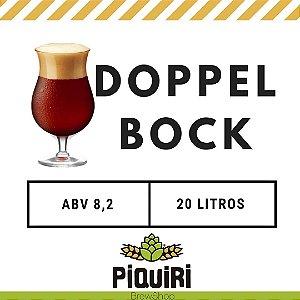 Kit receitas cerveja artesanal 20L Doppelbock