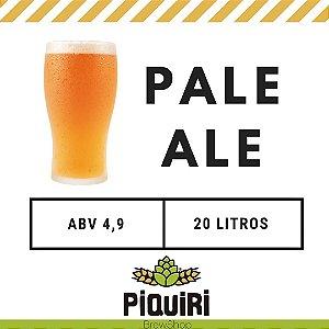 Kit receitas cerveja artesanal 20L Pale Ale