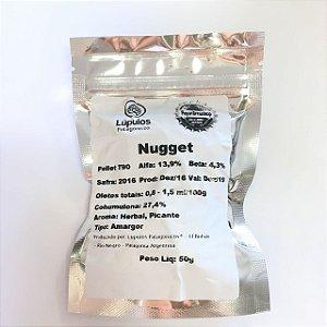 Lúpulo Patagónico Nugget - 50g (pellets)
