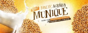 Malte Agraria Munique - 1kg