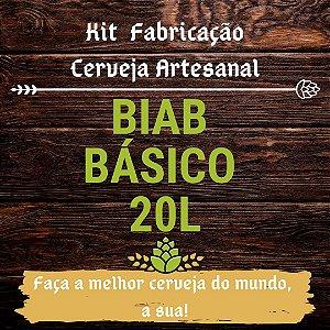 Kit BIAB para Fabricação de Cerveja - 20L (Básico)