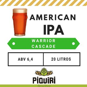 American IPA WARRIOR