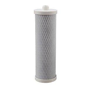 """Elemento Filtrante 9"""" Carvão  - 5 micras"""