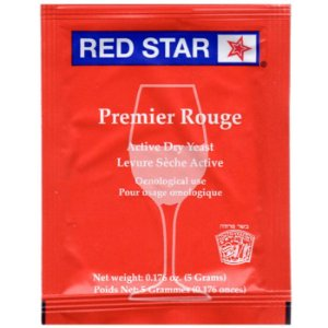 Fermento Red Star Premier Rouge - 5g