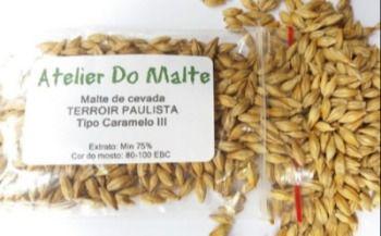 Malte Atelier do Malte Caramelo 3 - 100g