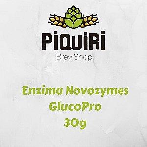 Enzima Novozymes GlucoPro - 30g