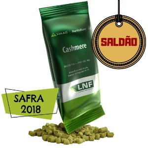 Lúpulo Barth Haas Cashmere 2018- 50g (pellets) - SALDÃO