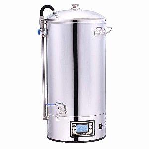 Panela Cervejeira Single Vessel Automática 50 Litros