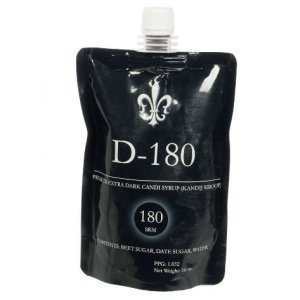 Candi Syrup D-180