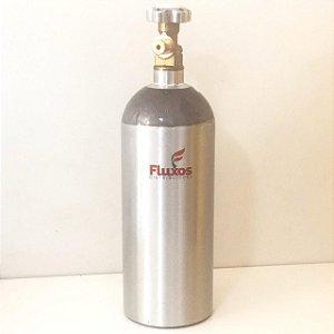 Cilindro para CO2 em Alumínio 5LB/2,3KG