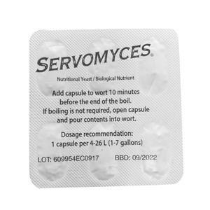 Lallemand Servomyces Blister