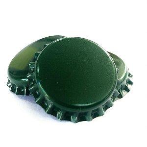 Tampinha PRY-OFF Verde Escuro - 50 unidades