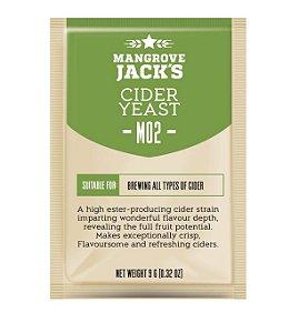Fermento Mangrove Jacks - Cider M02 (Cidra)