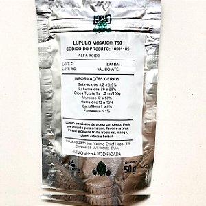 Lúpulo AGRÁRIA Mosaic - 50g (pellets)