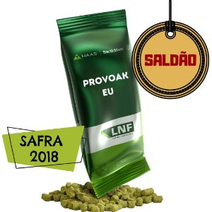 Lúpulo Barth Haas Provoak Type 1 EU Style 2018 - 50g (pellets) - SALDÃO