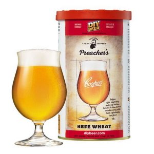 Beer Kit Coopers Preachers Wheat - 1 un
